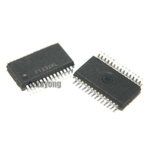 Image 1 - 10 adet yeni IC FT232RQ QFN32 FT232RL SSOP28 FTDI çip