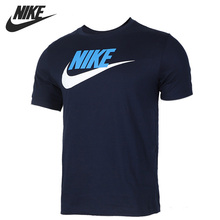 Original New Arrival NIKE AS M NSW TEE ICON FUTURA Men's T-shirts short sleeve S