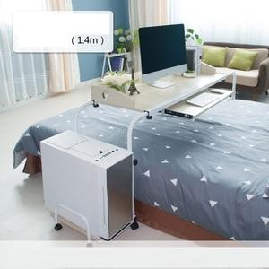 Image 5 - Mesa Para Escritorio Office Furniture Notebook Stand Bed Tray Laptop Bedside Adjustable Tablo Computer Desk Study Table