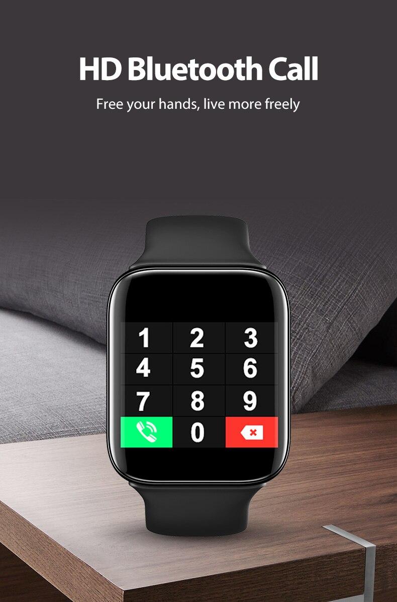 LEMFO S2 Smartwatch 8