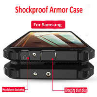 Armor Luxury Case Bumper Silicone Phone Case For Samsung Galaxy A50S A70 A10S A20S A30S M10S M20S M30S M40 A5 A7 2018 Case Cover