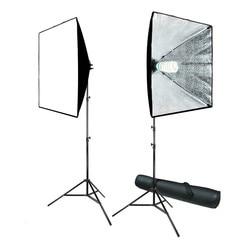 700W Photography Softbox Light ing Kit Photo Equipment Soft Studio   19.7X27.6, AGG814