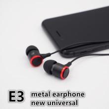 Para Philips Xenium V377 Xenium x586 X830 S326 S307 S309 S337 S396 auricular auriculares con cable Jack De 3,5mm De auriculares micrófono Fone De Ouvido
