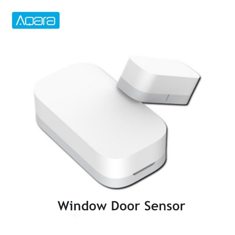 Aqara Smart Door Window Sensor ZigBee Wireless Connection Smart Mini Door Sensor Work With Mi App For Android IOS Phone