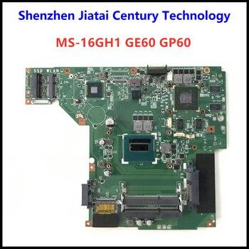 Placa base de MS-16GH1 para MSI GE60 GP60 notebook, CPU i5 4210HQ GTX850M 2G DDR3, trabajo de prueba de 100%