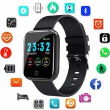 Smart Watch Men Women Kids Blood Pressure Monitor Heart Rate Bluetooth Connect Fitness Watch Bracelet reloj inteligente 2021