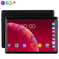 Tablet 2020 New 10.1 inch Tablets Android 7.0 Quad Core 3G Phone Call 32GB Wi Fi Bluetooth 4.0 Dual SIM Tablet PC