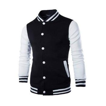 Men clothing Men's jacket Women's autumn Boy Baseball Jacket Men Fashion Design Wine Red Mens Slim Fit College Varsity fashion