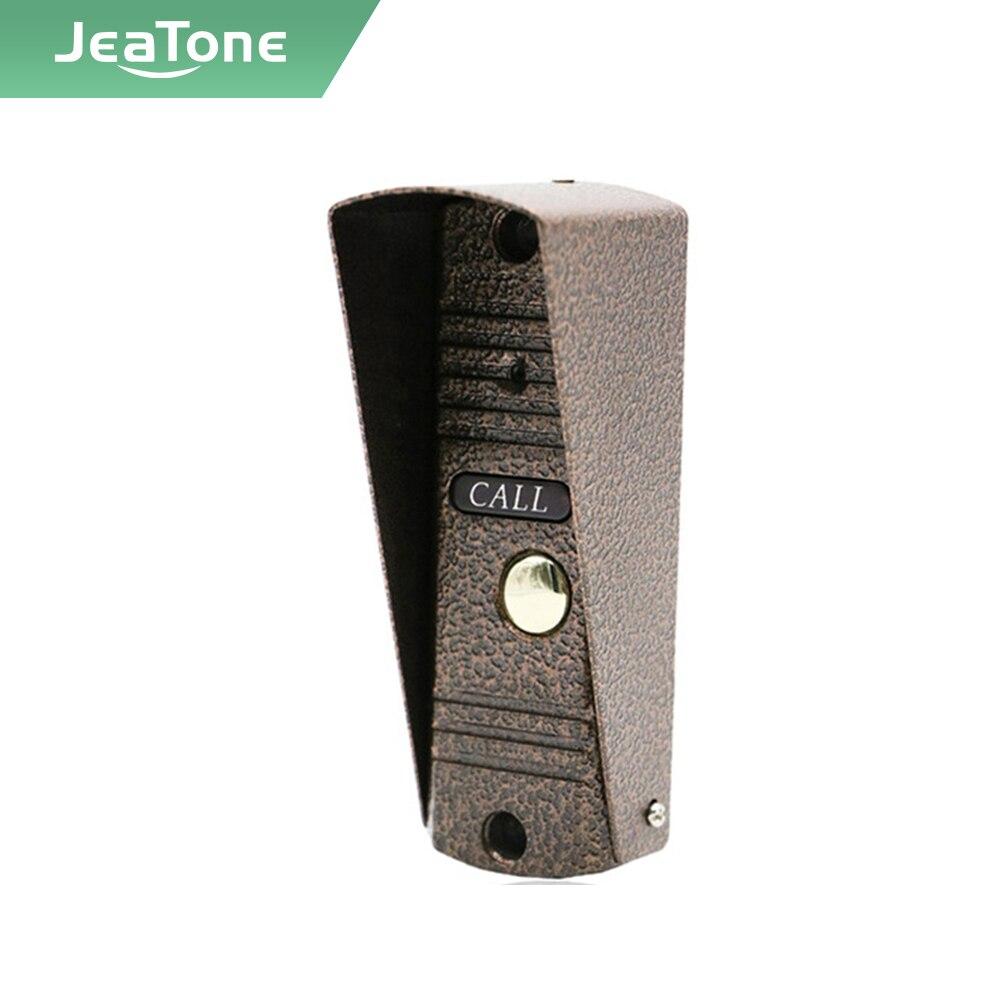 Jeatone Tuya smart intercom for home WIFI video doorbell Night vision outdoor IR AHD camera 84201 Golden