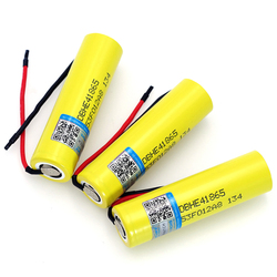 1-6PCS VariCore New Original  18650 he4 3.6V Battery 2500mAh 20A 35A high drain HE4 18650 battery power tools DIY line