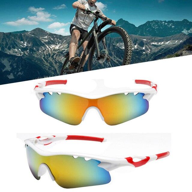 Esporte óculos de sol das mulheres dos homens ciclismo óculos para bicicletas esportes eyewear mtb correndo óculos de ciclismo 3