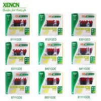 XENCN 12V 2300K Golden Eyes Xenon Car Halogen Headlights H1 H3 H4 H7 H8 H9 H10 H11 H13 H15 H16 9004 9005 9006 9007 9008 880 881