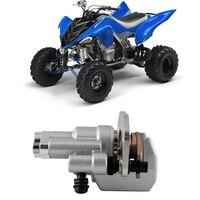 Hinten Bremssattel für 2006 2012 Yamaha ATV Raptor 700 700R mit Pads ATV Zubehör-in Hauptzylinder & Teile aus Kraftfahrzeuge und Motorräder bei