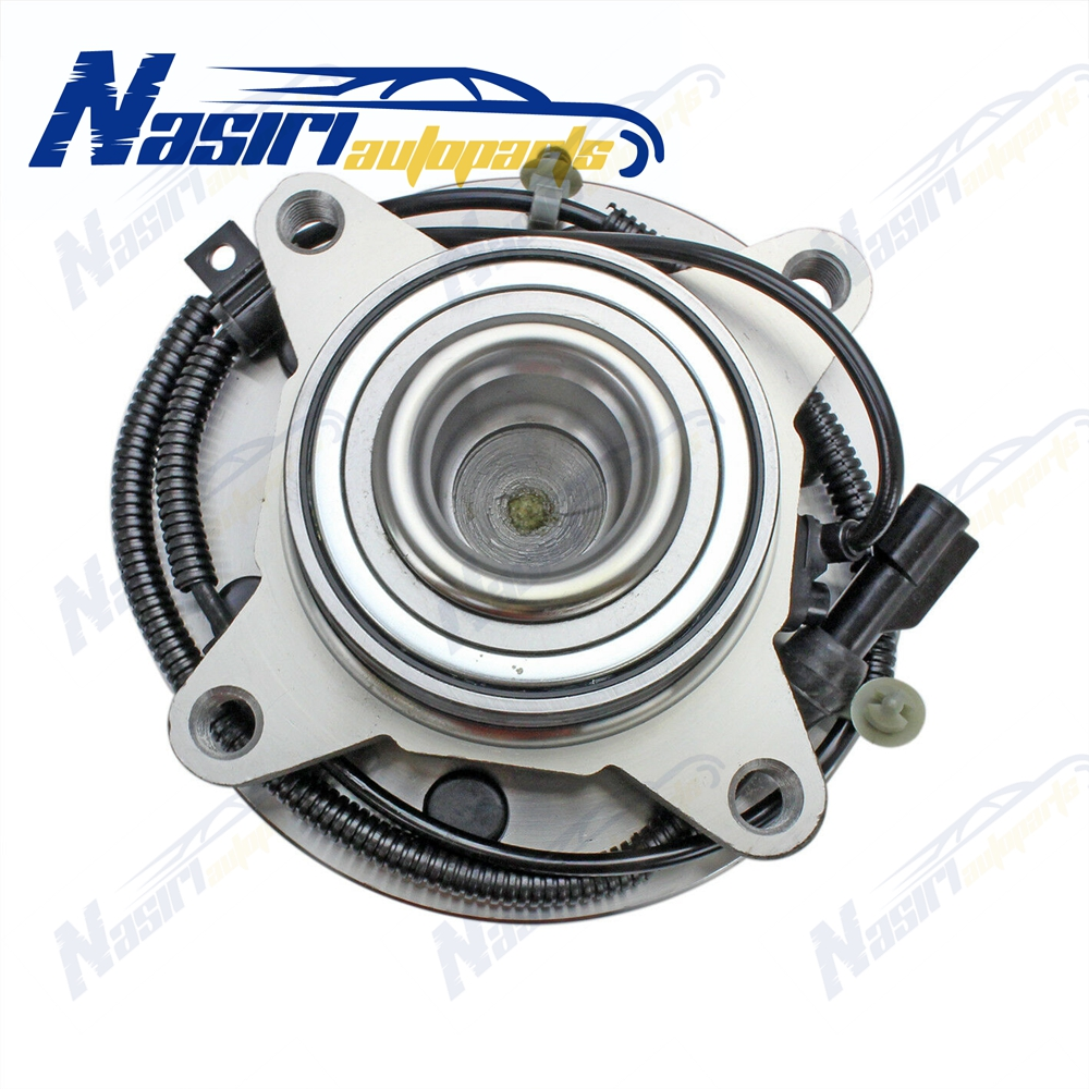 FRONT WHEEL BEARING HUB ASSEMBLY FOR FORD MUSTANG 2005 2006 2007 2008 2009 w//ABS