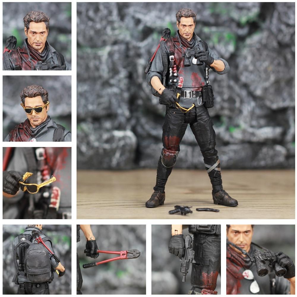 Custom Marvel Iron Man 3 The Mechanic 6