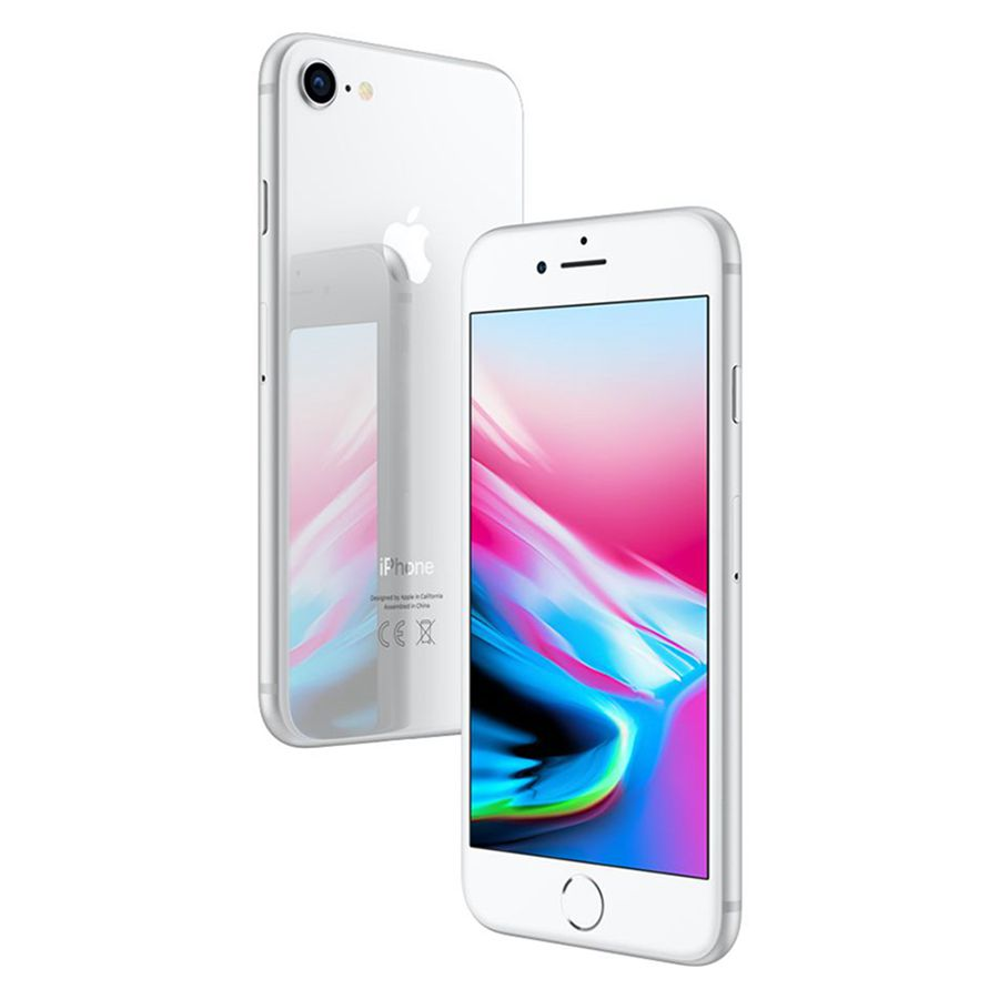 """Apple iPhone 8 4.7"""" 4G LTE 2GB RAM 64GB/256GB ROM Wireless charge Hexa Core 12MP Touch ID IOS 11 Used Unlocked Mobile Phone"""
