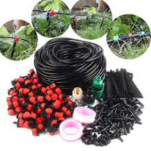 50M~5M Micro Drip Irrigation System 8-Holes Flow Adjustable Watering System Kits Automatic Gardening Irrigation Nozzle Set Tool cheap NuoNuoWell CN(Origin) NNW-47MGXHMKIT5M Plastic Watering Kits 4l7mm 5~50m 0~120L H Adjustable flow rate