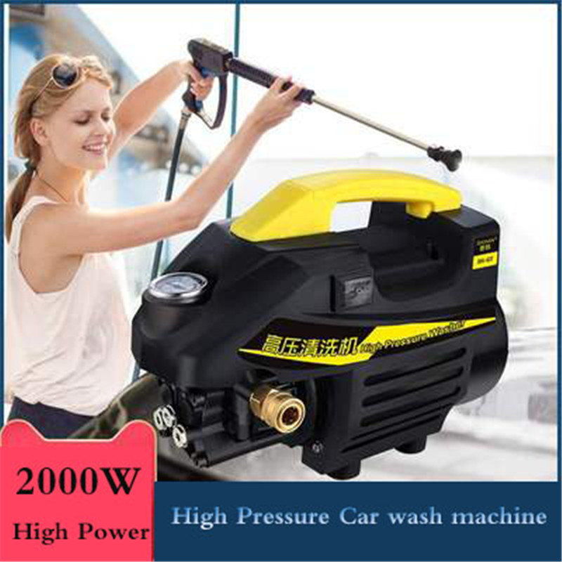220v Pressure Washer 2000W Idropulitrice Greenworks Hidrolavadora Nettoyeur Haute Pression мойка высокого давления для авто
