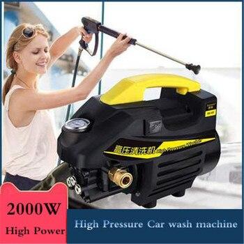 цена на 220v Pressure Washer 2000W idropulitrice Greenworks Hidrolavadora nettoyeur Haute Pression мойка высокого давления для авто