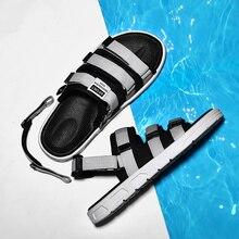 Men Sandals Gladiators Casual Roman Shoes Outside Breathable Mens Summer Comfortable Light Sandalias Hombre Plus Size 45