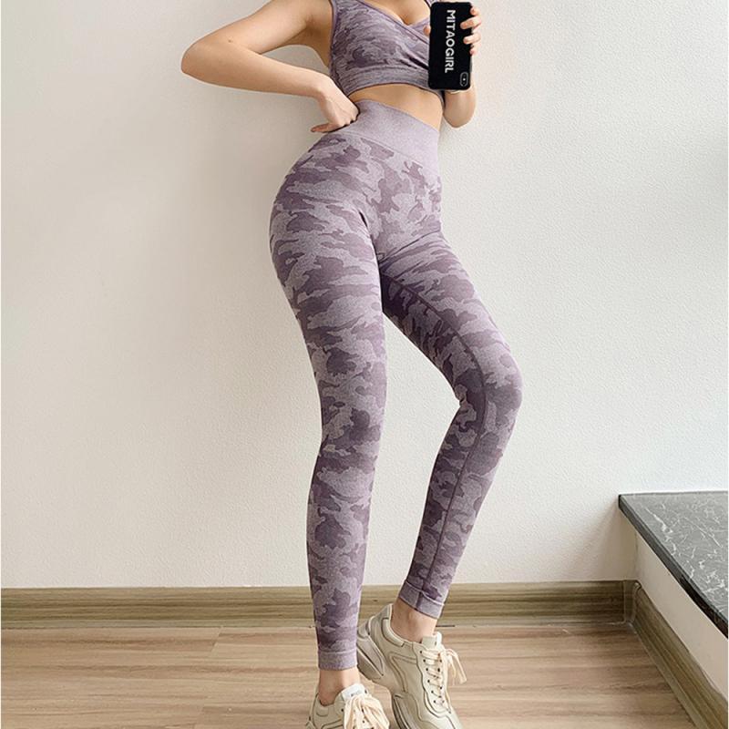 Yoga Leggings Women Gym Suit 5