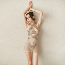 8292 Erotic Chinese Costumes Suit Sexy clothes Lingerie Lace for Adults Woman Femme sex Bdsm babydoll Hot Porn Product goods Toy