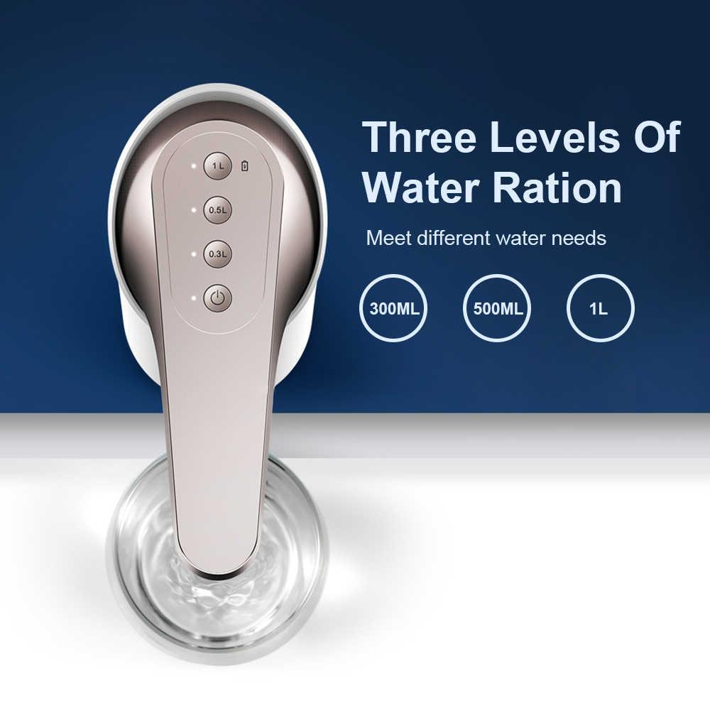 Automatyczny przełącznik USB Mini Touch pompa wodna bezprzewodowy akumulator elektryczny dozownik pompa wodna z kablem USB