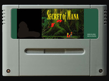 16Bit oyunları ** sırrı Mana 1 ( PAL fransız versiyonu!! Fransız dili!!)
