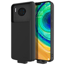 For Huawei Mate 30 Battery Charger Case 7000mAh External Backup Power Bank Charging Cover for Mate30