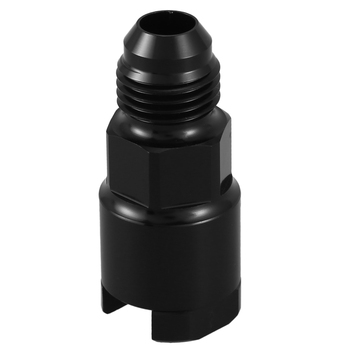 LS1 Swap Fuel Rail Inlet Line Fitting Adaptor 3/8 Inch 6AN LSX LS LS6 5.7 6.0 6.2 Car Accessories