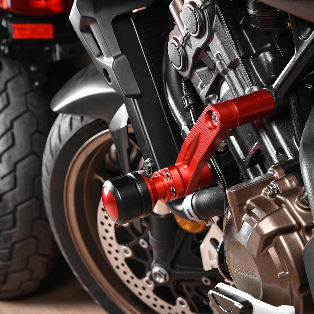 Frame Sliders Body Fairng Protector Engine Guard Crash Pad Case Cover For HONDA CB650R CB 650R 2019 2020 Motorcycle Accessories