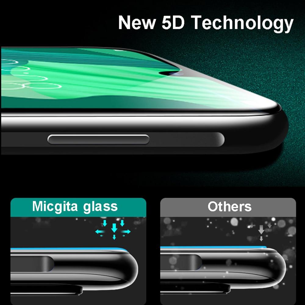 ZLNHIV full cover for huawei nova 6 5t 5z 5i pro 5 pro tempered glass  nova 4 4e 3 3i 3e phone screen protector protective film