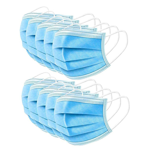 Image 1 - 50pcs/Lot Disposable Mask Protective Mask Soft & Comfortable Filter Safety Face Mask for Dust Protection