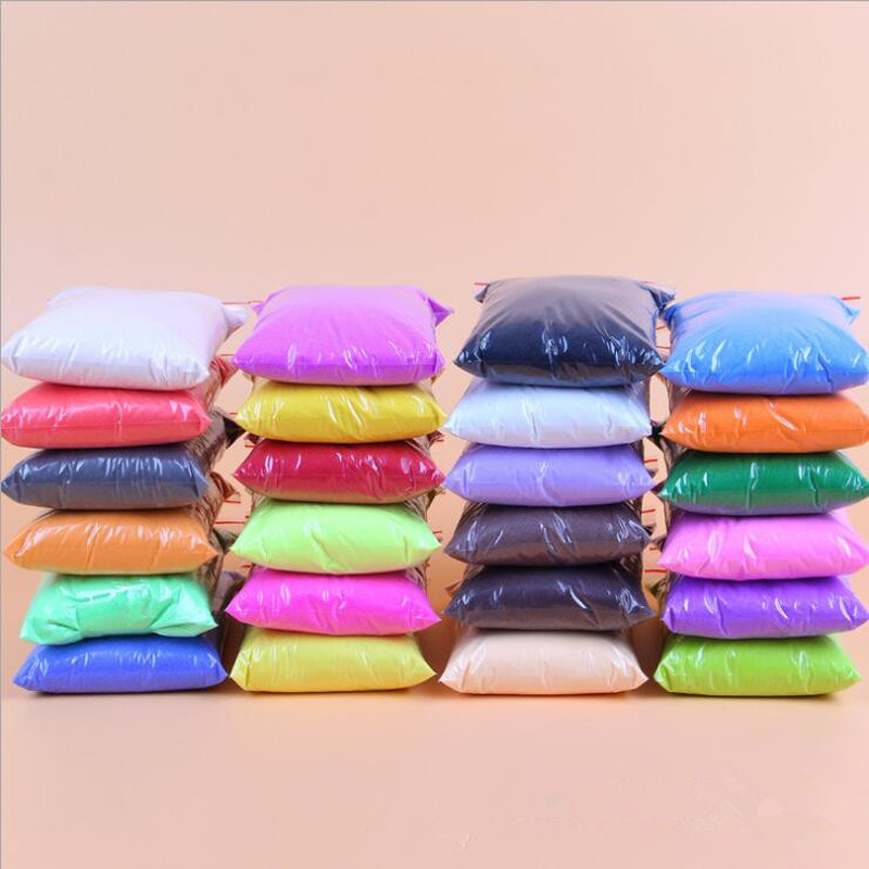 100g Jelly Wax Candles Colored Sand Ocean Decor Handmade DIY Crystal Wax Material Birthdays Party Wedding Candle Making Supplies