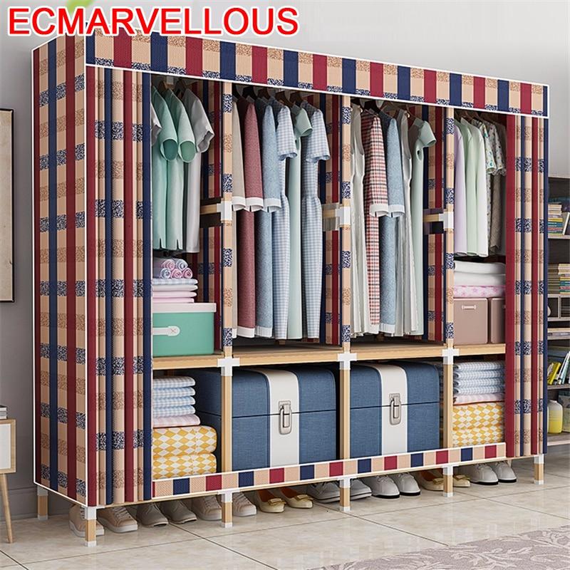 Tela Per La Casa Mobili Home Chambre Furniture Meuble Rangement Armario Guarda Roupa Mueble De Dormitorio Closet Wardrobe