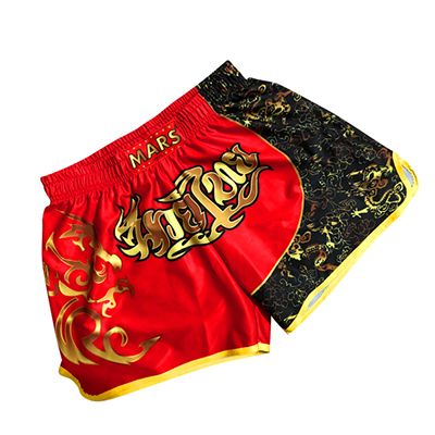 MMATrunks Breathable Printed Boxing MMA Shorts Trunks Men Kickboxing Muay Thai Boxeo Grappling Thai Training Shorts Bjj