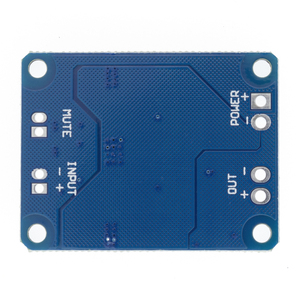 Image 2 - 1pcs TPA3118 PBTL MONO เครื่องขยายเสียงดิจิตอล 1X60W 12V 24V POWER AMP