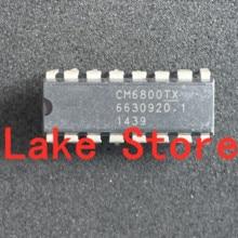 10 unids/lote  CM6800TX DIP CM6800