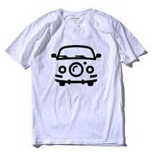 COOLMIND CA0103A 100% cotton summer tee shirts car print men T shirt casual short sleeve Tshirt o-neck t-shirt male pthd