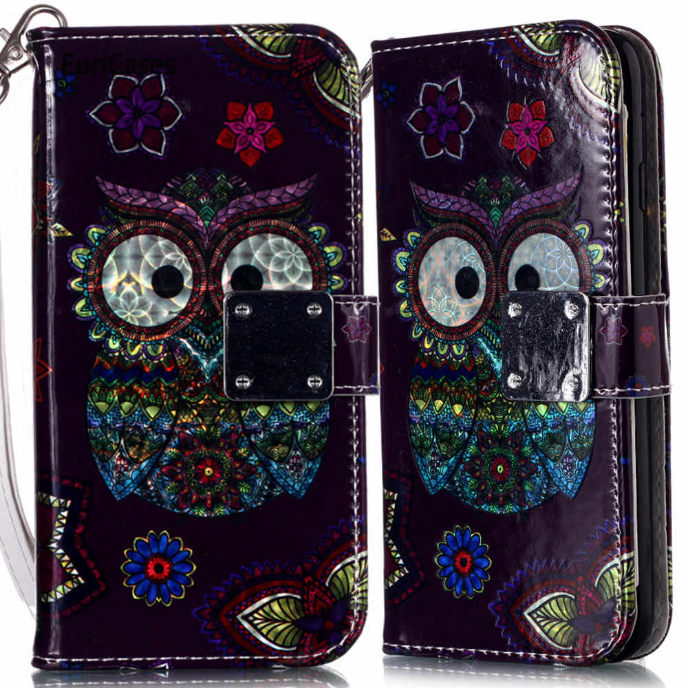 5 Card Slot Holder Cases Voor Samsung J3 2017 Euraziatische Wallet Case Galaxy J330 J5 Pro J4 Plus M10 J530 a10 M20 J2 Prime J6 M30