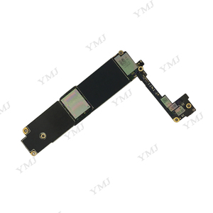 Image 3 - 64GB 256G 100% Original unlocked for iphone 8 Motherboard With/Without Touch ID,for iphone 8 Mobile phone motherboard with Chips