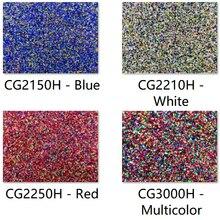أكريليك (PMMA) 2 side صفائح براقة مكتنزة 3.0 مللي متر للمجوهرات ، الحرف ، الأعمال الفنية ، الديكور 4 ألوان/3 أحجام متوفرة