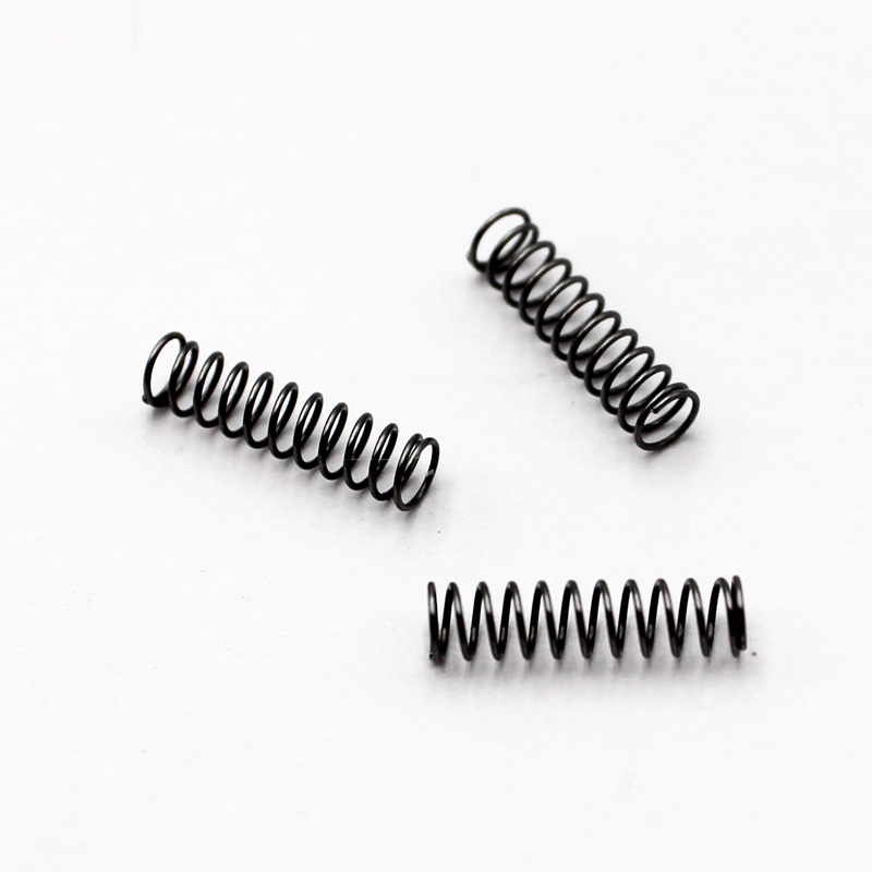 Mechanical Parts Extension Compression Spring Small Compression Spring Wire Diameter 0.3mm Outer Diameter 2mm Pressure Length 5mm-40mm 304 Stainless Steel Spring Size : 0.3x2x40mm 5pieces