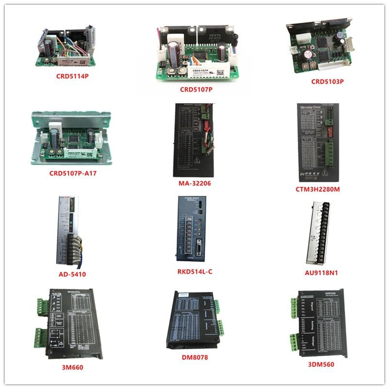Used CRD5114P| CRD5107P| CRD5103P| CRD5107P-A17| MA-32206| CTM3H2280M| AD-5410| RKD514L-C| AU9118N1| 3M660| DM8078| 3DM560