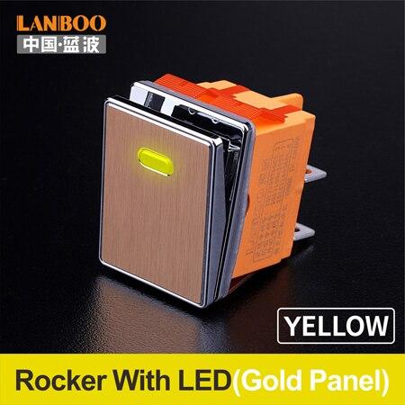 Yellow(Gold Panel)