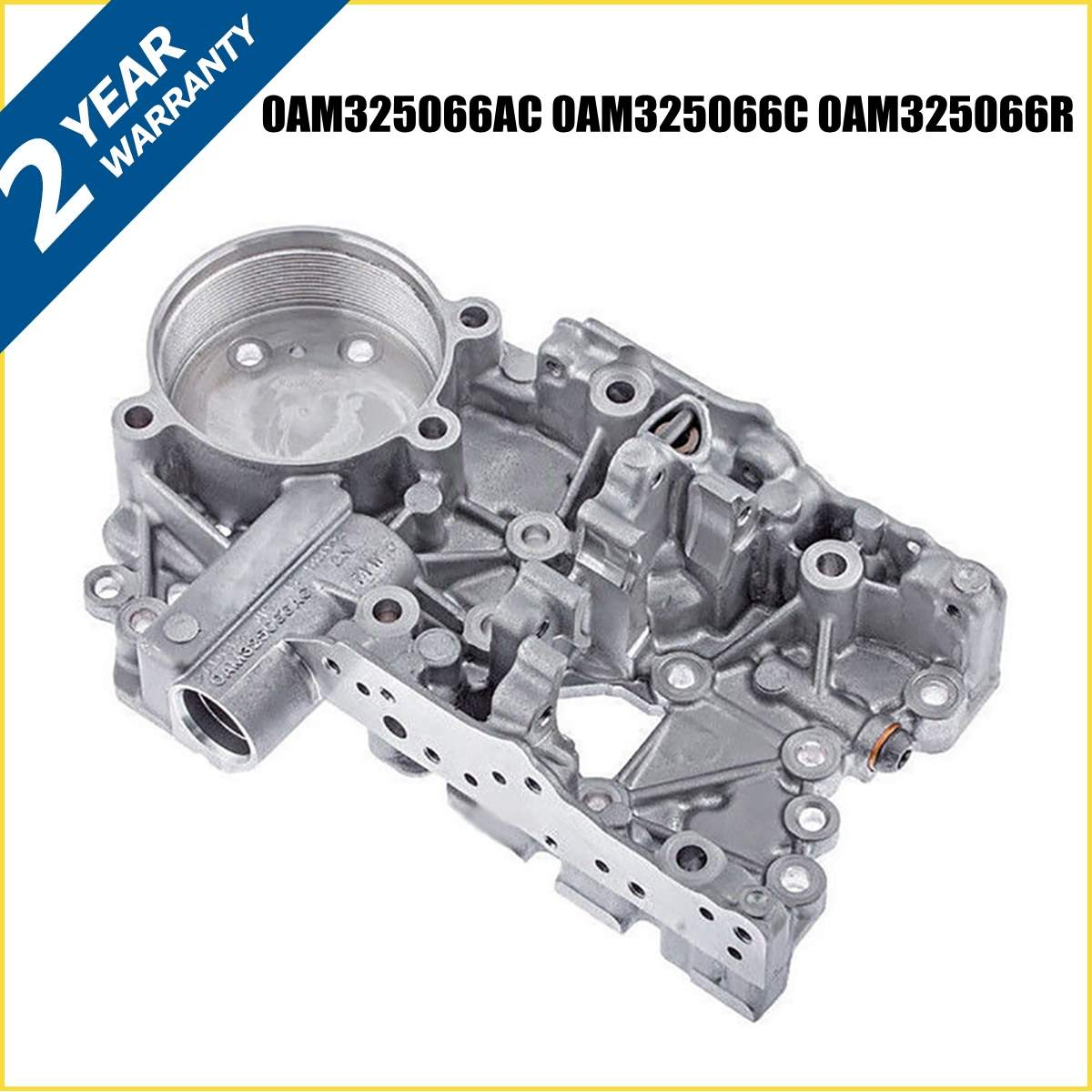 Valvebody DQ200 DSG Accumulator Housing Metal For Audi/V W Auto Replacement Parts 0AM325066AC 0AM325066C 0AM325066R