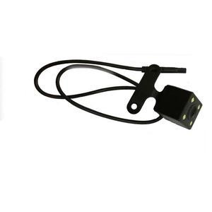 Автомобильная камера заднего вида ночного видения 170 ° широкоугольная камера заднего вида 720P HD цветной Водонепроницаемый CCD автоматический...