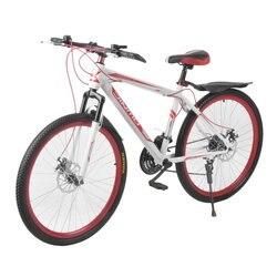 26 Inch X 17 Inch Depan dan Belakang Disc Sepeda 30 Lingkaran Sepeda Gunung Kecepatan Variabel MTB Jalan Balap Sepeda