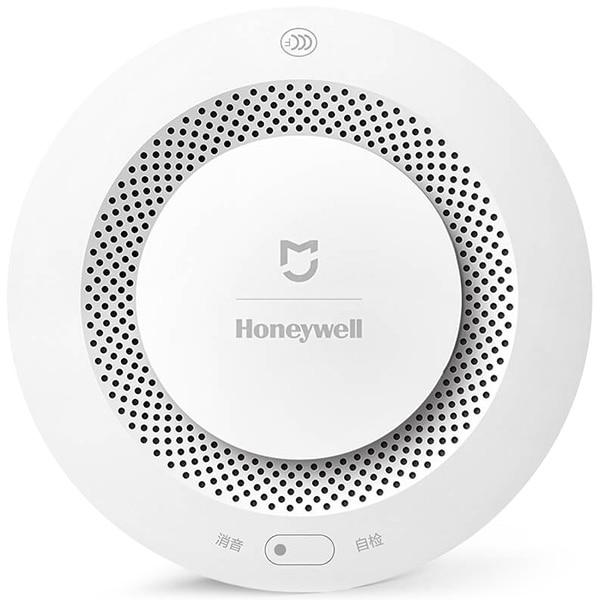 Image 4 - Xiaomi Mijia Honeywell Fire Alarm Smoke Sensor Gas Detector Work  With Multifunction Gateway 2 Smart Home Security APP ControlSmart  Remote Control