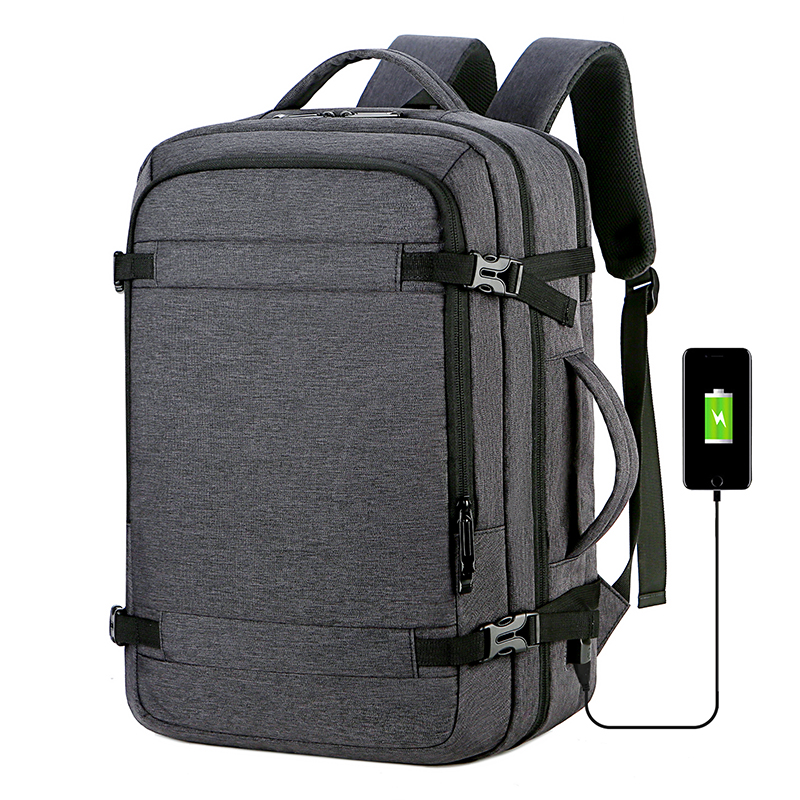 Men's Travel Backpack Bag Male Polyester Laptop Backpacks Computer Bags High School Student College Students Bag Male Mochila